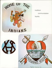Page 17, 1975 Edition, Loveland High School - Chieftain Yearbook (Loveland, CO) online yearbook collection