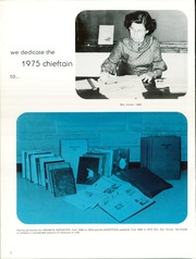 Page 6, 1975 Edition, Loveland High School - Chieftain Yearbook (Loveland, CO) online yearbook collection