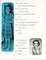 Page 7, 1975 Edition, Loveland High School - Chieftain Yearbook (Loveland, CO) online yearbook collection