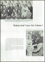 Page 70, 1960 Edition, Wasson High School - Wahian Yearbook (Colorado Springs, CO) online yearbook collection