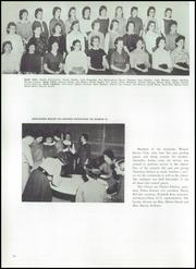 Page 74, 1960 Edition, Wasson High School - Wahian Yearbook (Colorado Springs, CO) online yearbook collection