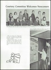 Page 76, 1960 Edition, Wasson High School - Wahian Yearbook (Colorado Springs, CO) online yearbook collection