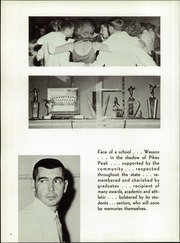 Page 8, 1964 Edition, Wasson High School - Wahian Yearbook (Colorado Springs, CO) online yearbook collection