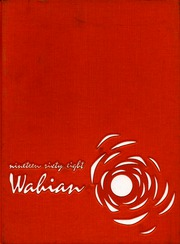 Wasson High School - Wahian Yearbook (Colorado Springs, CO) online yearbook collection, 1968 Edition, Page 1