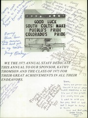 Page 7, 1975 Edition, South High School - Remuda Yearbook (Pueblo, CO) online yearbook collection