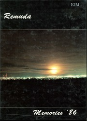 1986 Edition, South High School - Remuda Yearbook (Pueblo, CO)