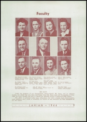 Page 13, 1944 Edition, Lakewood High School - Lahian Yearbook (Lakewood, CO) online yearbook collection