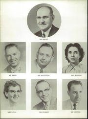 Page 14, 1957 Edition, Littleton High School - Lion Yearbook (Littleton, CO) online yearbook collection