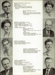 Page 17, 1957 Edition, Littleton High School - Lion Yearbook (Littleton, CO) online yearbook collection