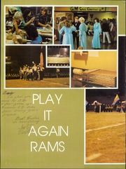 Page 6, 1980 Edition, Green Mountain High School - Ramblings Yearbook (Lakewood, CO) online yearbook collection