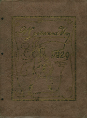Page 1, 1920 Edition, West High School - Westerner Yearbook (Denver, CO) online yearbook collection