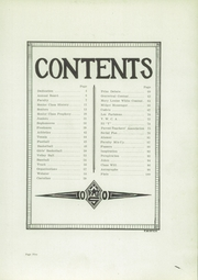 Page 7, 1920 Edition, West High School - Westerner Yearbook (Denver, CO) online yearbook collection