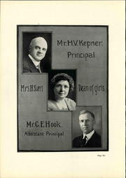 Page 10, 1922 Edition, West High School - Westerner Yearbook (Denver, CO) online yearbook collection