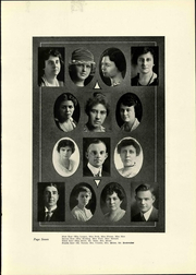Page 11, 1922 Edition, West High School - Westerner Yearbook (Denver, CO) online yearbook collection
