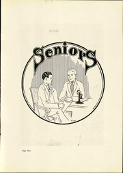Page 13, 1922 Edition, West High School - Westerner Yearbook (Denver, CO) online yearbook collection