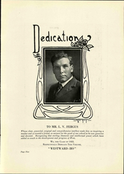 Page 9, 1922 Edition, West High School - Westerner Yearbook (Denver, CO) online yearbook collection