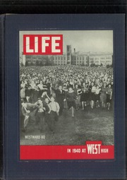 Page 1, 1940 Edition, West High School - Westerner Yearbook (Denver, CO) online yearbook collection