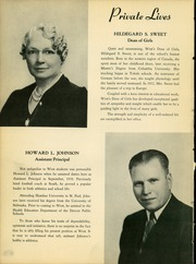 Page 12, 1940 Edition, West High School - Westerner Yearbook (Denver, CO) online yearbook collection