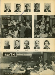 Page 13, 1940 Edition, West High School - Westerner Yearbook (Denver, CO) online yearbook collection