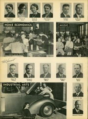 Page 16, 1940 Edition, West High School - Westerner Yearbook (Denver, CO) online yearbook collection