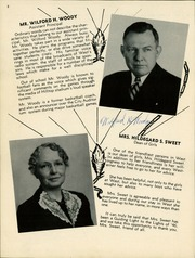 Page 12, 1946 Edition, West High School - Westerner Yearbook (Denver, CO) online yearbook collection