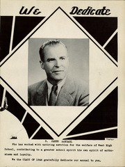 Page 9, 1948 Edition, West High School - Westerner Yearbook (Denver, CO) online yearbook collection