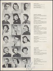 Page 17, 1955 Edition, West High School - Westerner Yearbook (Denver, CO) online yearbook collection