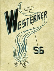 West High School - Westerner Yearbook (Denver, CO) online yearbook collection, 1956 Edition, Page 1
