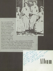 Page 11, 1958 Edition, West High School - Westerner Yearbook (Denver, CO) online yearbook collection