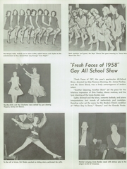 Page 110, 1958 Edition, West High School - Westerner Yearbook (Denver, CO) online yearbook collection