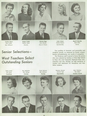 Page 14, 1958 Edition, West High School - Westerner Yearbook (Denver, CO) online yearbook collection