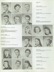Page 16, 1958 Edition, West High School - Westerner Yearbook (Denver, CO) online yearbook collection