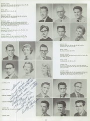 Page 17, 1958 Edition, West High School - Westerner Yearbook (Denver, CO) online yearbook collection