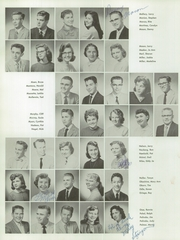 Page 60, 1958 Edition, West High School - Westerner Yearbook (Denver, CO) online yearbook collection