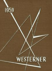 West High School - Westerner Yearbook (Denver, CO) online yearbook collection, 1959 Edition, Page 1
