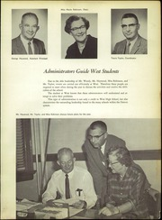 Page 13, 1962 Edition, West High School - Westerner Yearbook (Denver, CO) online yearbook collection