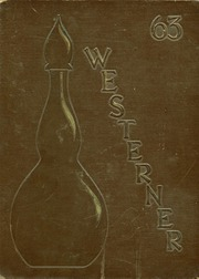 West High School - Westerner Yearbook (Denver, CO) online yearbook collection, 1963 Edition, Page 1