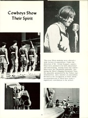 Page 85, 1968 Edition, West High School - Westerner Yearbook (Denver, CO) online yearbook collection
