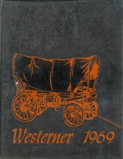 1969 Edition, West High School - Westerner Yearbook (Denver, CO)