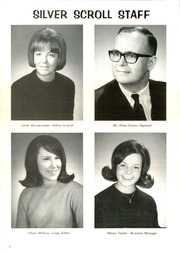Page 10, 1967 Edition, Hinkley High School - Contrails Yearbook (Aurora, CO) online yearbook collection