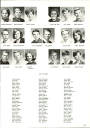 Page 181, 1967 Edition, Hinkley High School - Contrails Yearbook (Aurora, CO) online yearbook collection