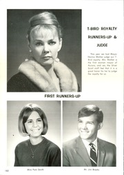 Page 186, 1967 Edition, Hinkley High School - Contrails Yearbook (Aurora, CO) online yearbook collection
