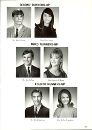 Page 187, 1967 Edition, Hinkley High School - Contrails Yearbook (Aurora, CO) online yearbook collection