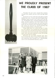 Page 190, 1967 Edition, Hinkley High School - Contrails Yearbook (Aurora, CO) online yearbook collection