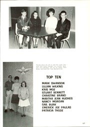 Page 191, 1967 Edition, Hinkley High School - Contrails Yearbook (Aurora, CO) online yearbook collection