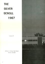 Page 6, 1967 Edition, Hinkley High School - Contrails Yearbook (Aurora, CO) online yearbook collection