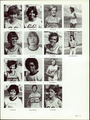 Page 52, 1980 Edition, Hinkley High School - Contrails Yearbook (Aurora, CO) online yearbook collection