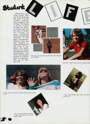 Page 10, 1986 Edition, Hinkley High School - Contrails Yearbook (Aurora, CO) online yearbook collection