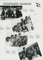 Page 17, 1986 Edition, Hinkley High School - Contrails Yearbook (Aurora, CO) online yearbook collection