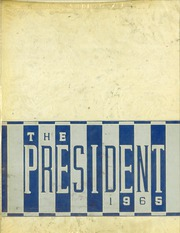 Page 1, 1965 Edition, Lincoln High School - President Yearbook (Denver, CO) online yearbook collection